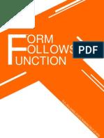 Teori Arsitektur - Form Follows Function