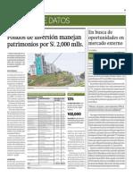 Fondos de inversión manejan patrimonios por 2 millones de soles_Gestión 10-04-2014