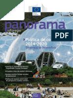Ue Politica de Coeziune 2014-2020 Ro