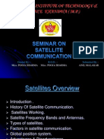 An Satellite Communication.
