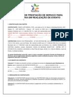 Contrato de Prestação de Serviço de Assessoria de Casamento Completa
