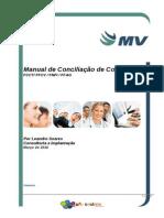 Manual de Conciliação de Convênio