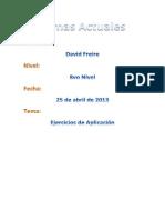 David Freire