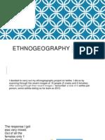 Ethno Geography