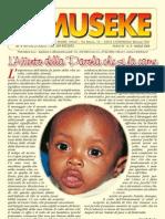 Museke Anno 3 - N. 8 - Natale 2008