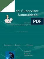 El Rol Del Supervisor y Autocuidado