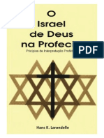 O Israel de Deus Na Profecia - Hans K. Larondelle