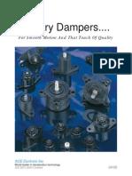 Rotary Damper Catalog