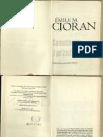 Emil Cioran - Samotność i przeznaczenie