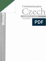 01 Communicative Czech (Elementary Czech) Workbook