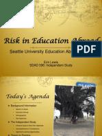 seminar presentation - education abroad