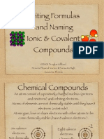 Chemical Formulas Keynote