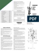 DP39 Manual
