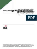 3GPP Signalling document
