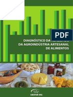 Cartilha Realidade Da Agroindustria Artesanal