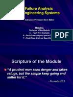 3 Fault Tree Analysis (1)