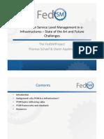 FedSM ITSM Intro