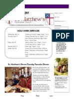 messenger april 2014