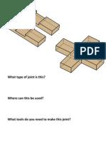 joints worksheet