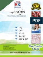 GA Catalog 3-1-11