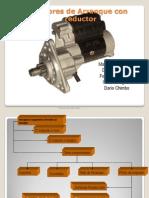 Motor de Aranque Reductor