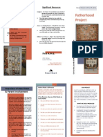 project pamphlet