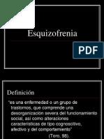 Clase Esquizofrenia