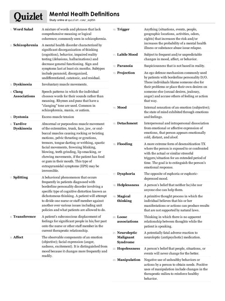 Felsebiyat Dergisi – Popular Mood Disorders Nursing Quizlet