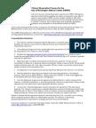 Clinical Observership Process for UWMC 2010