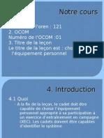 Powerpoint Étoile Verte 121.01