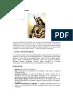 Breviario de Literatura Peruana