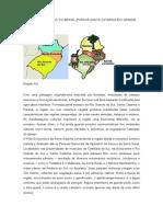 MAPAS DA REGIÃO SUL DO BRASIL