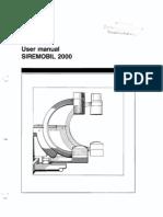Siemens Siremobil 2000 Users Manual