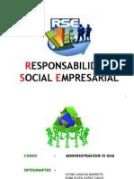 Responsabilidad Social Empresarial i