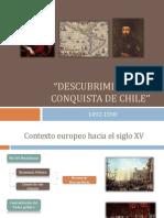 Descubrimiento y Conquista de Chile II