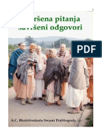 Perfect Questions Perfect Answers (Croatian)