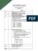 Selangor-answer physics P3-Trial SPM 2009