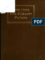 Cleinow, George - Die Zukunft Polens - Band 1 (1908)