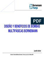 Diseño y Beneficios de las Bombas Multifásicas Bornemann