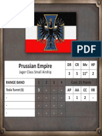 Prussian Empire Small Flyer
