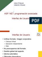 Interfaz de Usuario Diapositivas