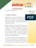 Texto 1 - Aconselhamento e Poimenica