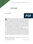 Central Bank Design-JEP 2013