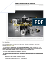 Electrical-Engineering-portal.com-Industrial Applications of Brushless Servomotor