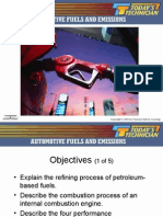 Automotive Fuels and Emmision