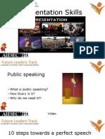 10270436 Presentation Skills