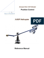 QUANSER-3DOFHelicopter Reference Manual