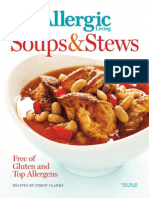 Allergic Living Soups and Stews