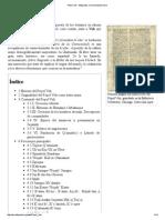 Popol Vuh - Wikipedia, La Enciclopedia Libre