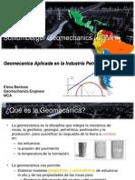 Geomecanica Aplicada a La Industria Petrolera